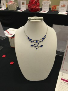 photo of a jewelry donation